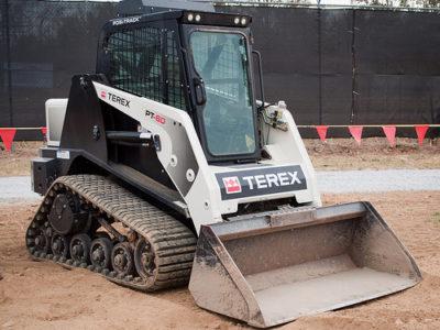 Terex PT-60 Compact Track Loader
